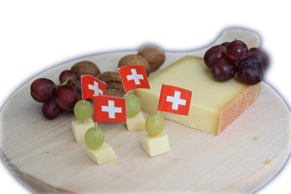 Cheese from the Swiss Jura