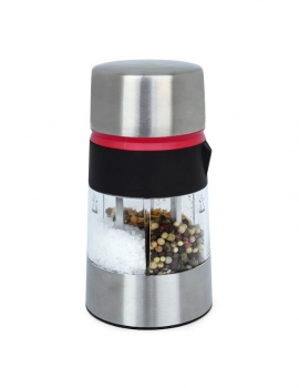 3-compartment herbal mill / herbal grinder manual