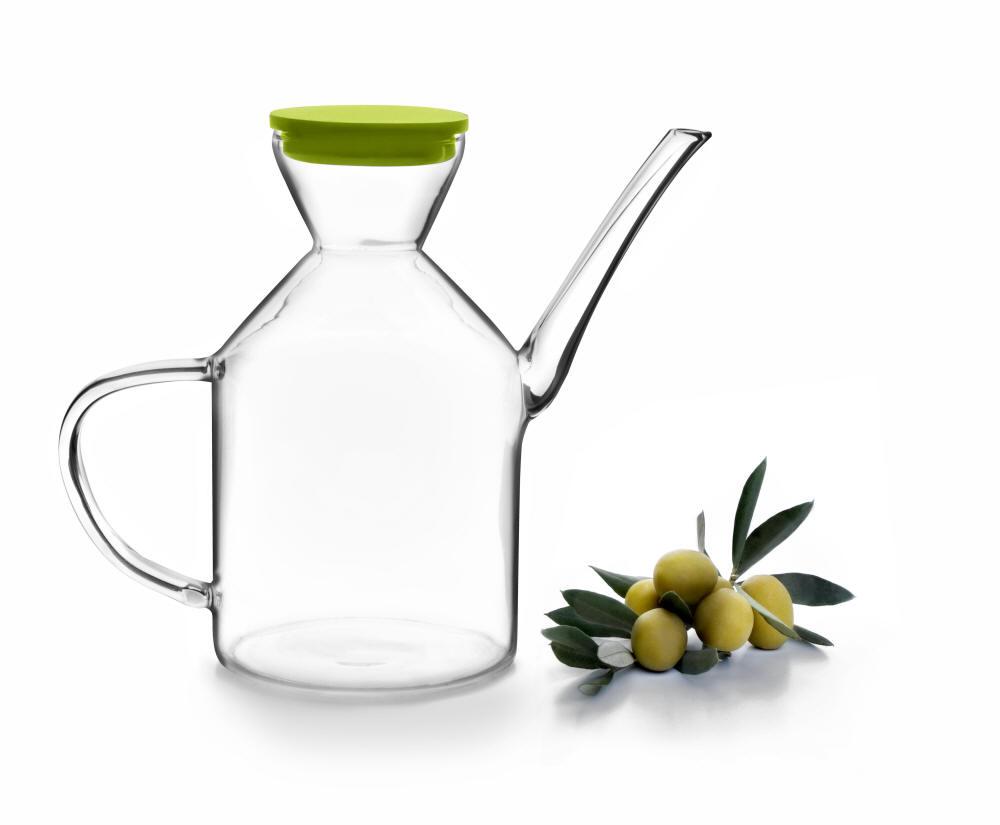 haushaltswaren zum kochen und backen bequem online einkaufen lspender glas silikon mit henkel 0. Black Bedroom Furniture Sets. Home Design Ideas