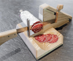 Sausage knife / Guillotine Made in Switzerland