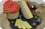 Milval Raclette ca. 300g Original Cheese from Switzerland