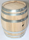 toasted=burned out Barrel in french oak wood 1-30 Litre (Engraving possible)