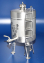 stainless steel Barrel / Tank 1-20 Litre INOX