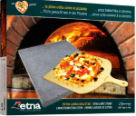 pizza lava stone with Pizza board MINI from Italy ETNA