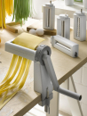 GSD Pasta Noodle Making Machine with 3 accessories Lasagne Fettuccine Tagliatelle