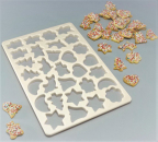 Cookie Cutter Shape / Mould for 30 cookies