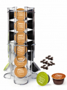 Dolce-Gusto Coffee capsule dispenser for 24 capsules