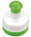 Hamburger Press round plastic