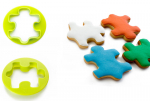 "cookie cutter ""Puzzle"""