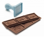 "chocolate mold set ""Rectangle"""