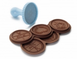 "chocolate mold set ""ROUND"""
