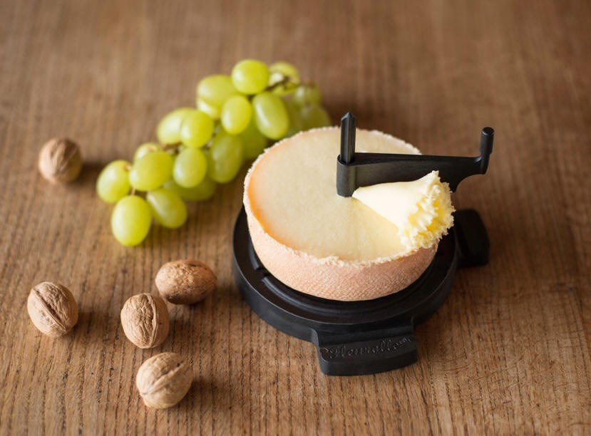tete moine set haube k sehobel hobel fromage fleurolle mini girolle slicer avion ebay. Black Bedroom Furniture Sets. Home Design Ideas
