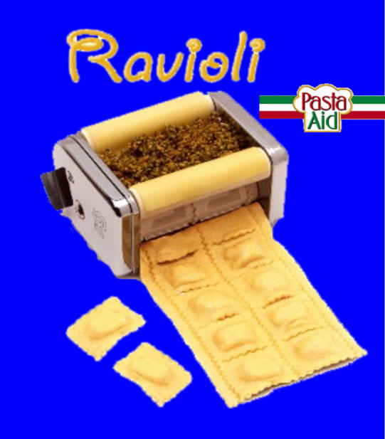 ravioli vorsatz aufsatz f r pastaaid julia roller 150 chf picclick ch. Black Bedroom Furniture Sets. Home Design Ideas