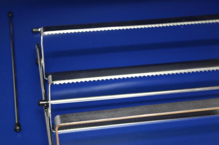 3er rollenhalter k chenrollenhalter edelstahl kitchen roll holder porte rouleaux ebay. Black Bedroom Furniture Sets. Home Design Ideas